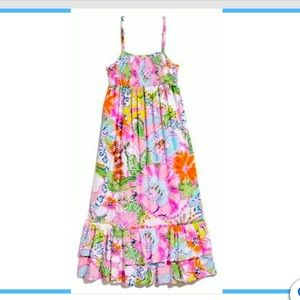 Lilly Pulitzer for Target Girls Maxi 10/12